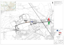 Bedford Bypass opening map
