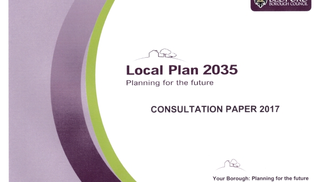 BEDFORD SOCIETY LOCAL PLAN 2035: CONSULTATION